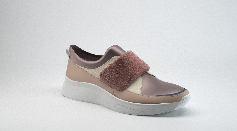 3D Footwear Design | ICad3d+